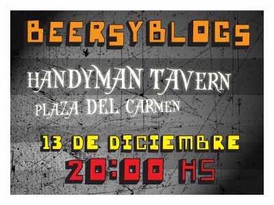 Beers&Blogs, ahora si.