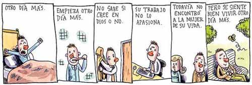 Por este tipo de cosas me gusta Liniers